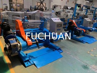 China Precision Copper Wire Bunching Machine Low Carbon Steel Structure supplier