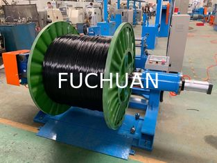 China Fully Automatic Single Twist Machine / Security Wire Bunching Machine supplier