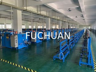 China High Speed Copper Wire Bunching Machine With Automatic Tension Control supplier