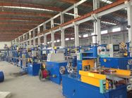 China Insulating and Sheating Cable Extrusion Machinery From Dia 0.6 ~ 25 factory