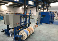 China Copper Wire single cable machine / cable laying machine Dia 0.6-3mm factory