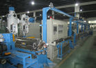 China Sky Blue PVC PP Wire Extruder Machine 22Kw 800M / Min Max Speed factory