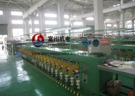 China Ultra Fine Copper Wire Tube Annealing Machine , Energy Saving Wire Tinning Machine factory