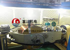China 7.5kw 2000RPM Cable Twisting Machine 0.41 / 0.52 / 0.64mm Wire Twist Machine factory