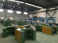 China Alloy Wire Copper Cable Coiling Machine For 40pcs Tinned Annealed Copper Wire factory