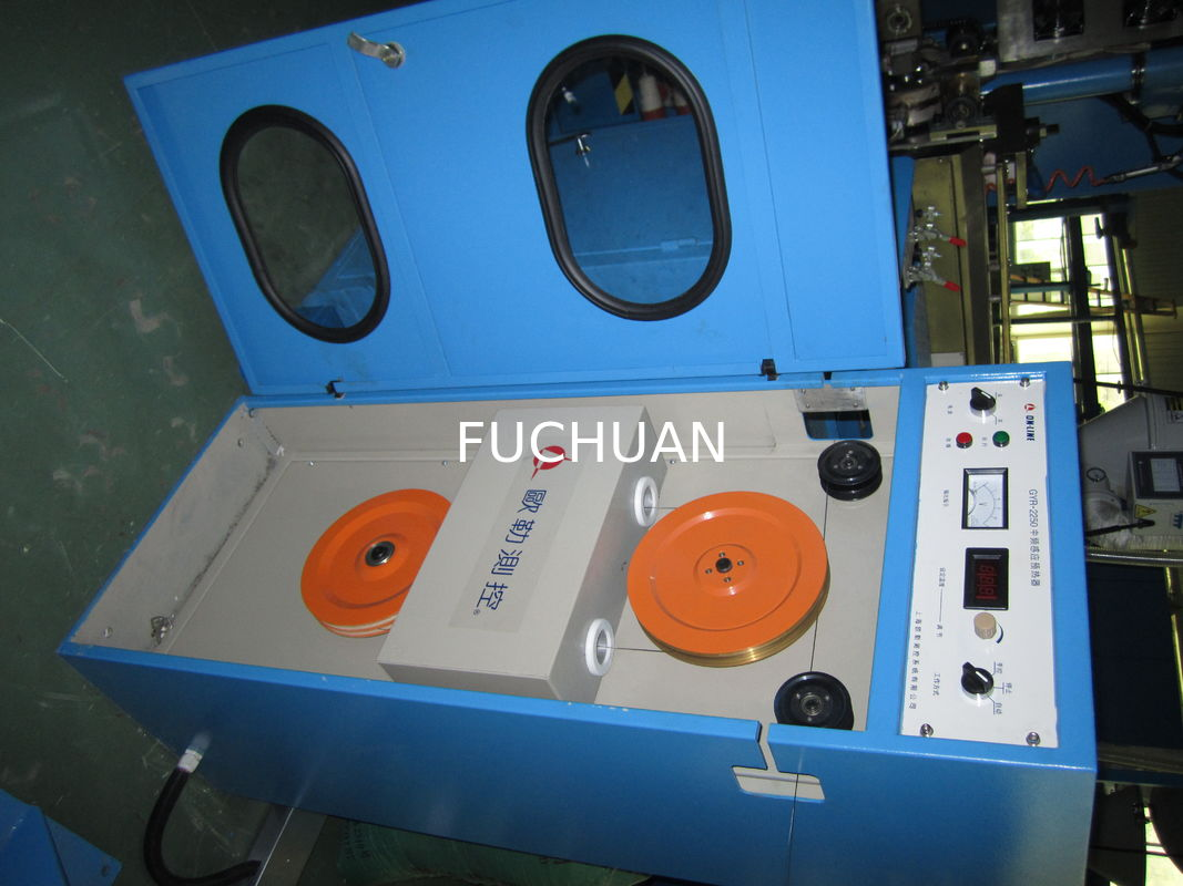 Insulated Wire / Sheathing Wire Extrusion Machine Line 400M / Min ...