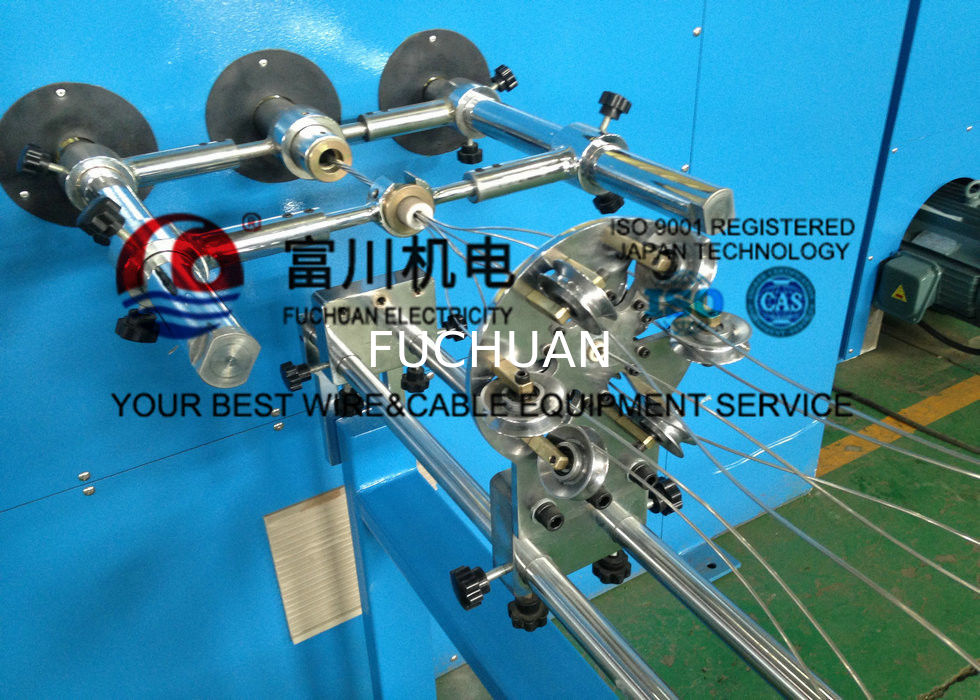 Enameled Wire Bunching Machine / Cable Manufacturing Equipment For ...