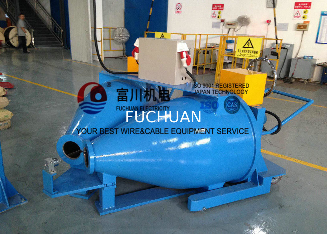 Fuchuan Cable Extrusion Machine For Automatic Wire Insulated ...