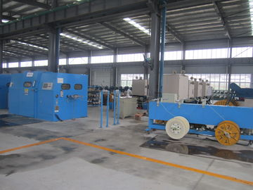 China Smaller Size Wire Bunching Machine For BVR And RVV Alloy Aluminium Wires distributor