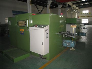 China FUCHUAN 0.2mm - 1.70mm automatic wire twisting machine With Mechanism Friction Control factory
