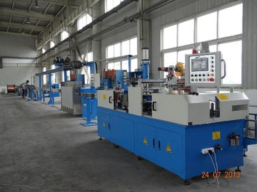 China Copper Wire Double Twist Bunching Machine With Big Shaft 630/500/800/1600mm factory