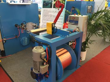 China Electrical Wire Buncher Machine , Belt Driven Cable Twisting Machine distributor