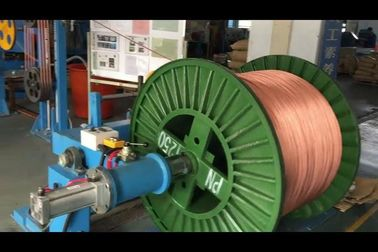 China Active Type PVC Extrusion Machine Insulating Wire Extruder Line distributor
