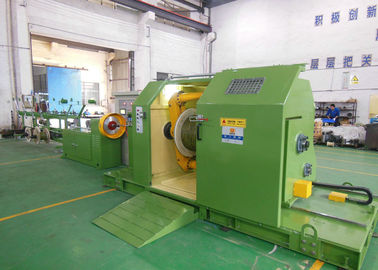 China Fuchuan ISO Cable Twisting Machine Stepless Control , 500Rpm Wire Bunching Machine factory