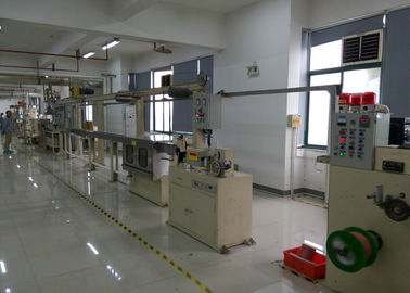 China Low smoking Plastic Extrusion Line / Equipment Flame Resistant factory