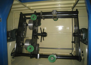 China NOISELESS Cable Laying Equipment / Single Twist Machine For PE / PVC Core Wire distributor