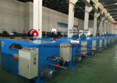 China Bare Copper Wire Bunching Machine / Twister 6000 Twist 0.5-2.5 Square mm factory