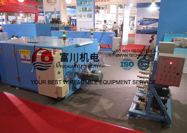 China Double Head Copper Wire Twisting Machine For Cellphone , Ultra Conductor distributor