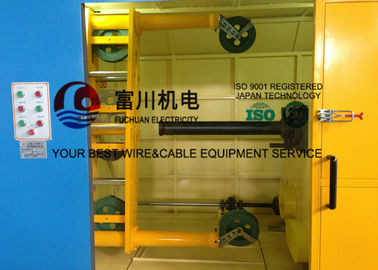 China Cantilever Data Control Cable Twisting Machine With Max Twist Dia Meter 15mm distributor