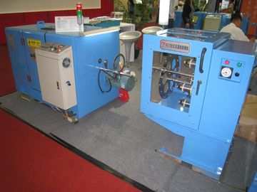 China Compact Structure Copper Wire Bunching Machine 2000L × 960W × 1100H Easy To Operate factory