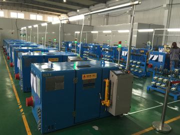 China High Speed Wire Twisting Machine For Medical Instrument Cable Bunching distributor