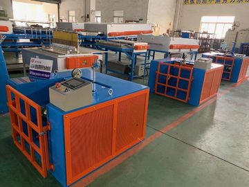 China High Speed Copper Wire Annealing Machine Heat Preservation Effect factory