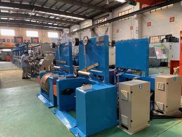 China Flexible Cable Wire Manufacturing Machines / Sheathed Cable Extrusion Line distributor
