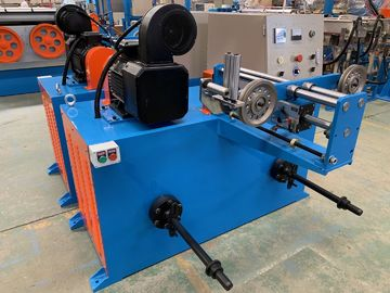 China Compact Copper Wire Bunching Machine Left And Right Twisted Easy Operation factory