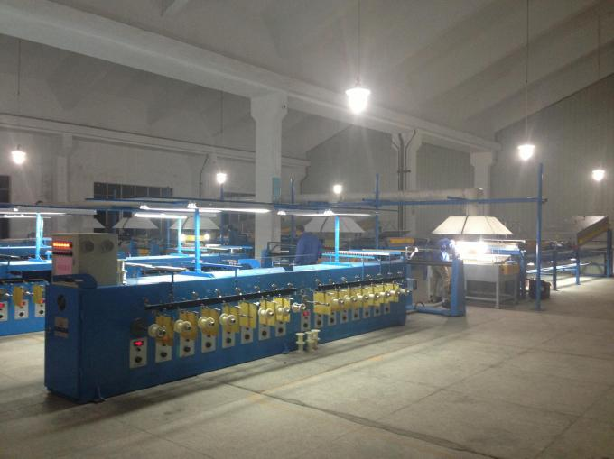 32Pcs Apple Green Wire Annealing Machine For Annealed Copper Wire