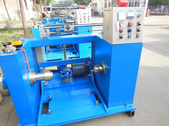 ISO Double Twist Bunching Machine 630mm Core Wire Take Up Machine fit for extruder