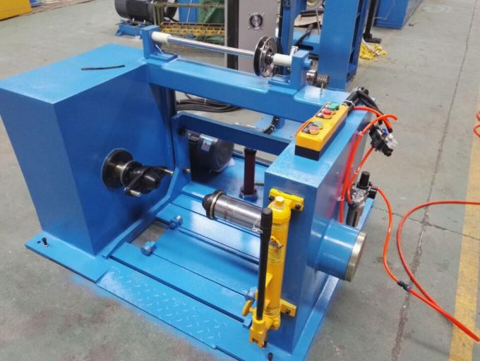 Copper Wire Double Twist Bunching Machine With Big Shaft 630/500/800/1600mm