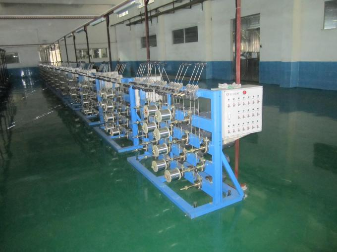 Tension Control Twist Bare Copper Wire Bunching Machine/Equipment