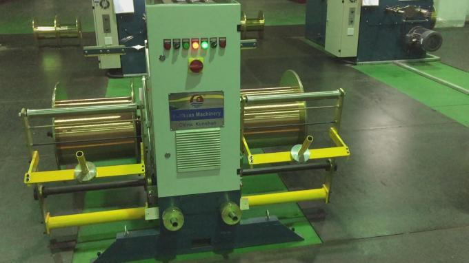 Tinned Copper Wire Twisting Machine