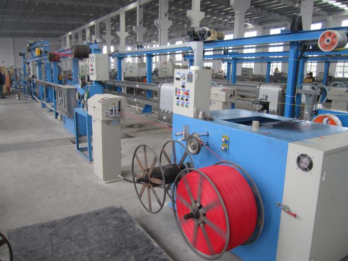 Cable Wire Extrusion Machine