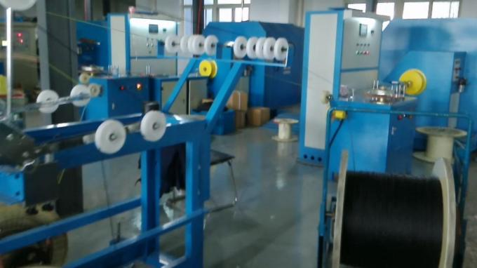 Computer Wire cable twisting Machine Single Twist Cable Laying 800Rpm Max Speed