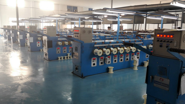 Apple Green Copper Tinned Wire Tinning Machine With Heat Preservation